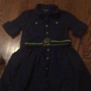 Ralph Lauren Dress with matching belt